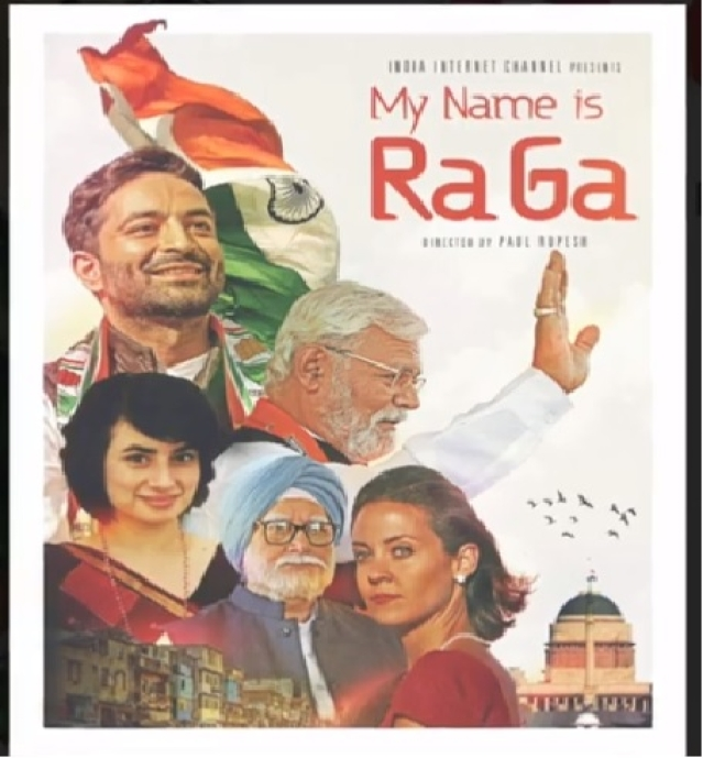 My name is RaGa