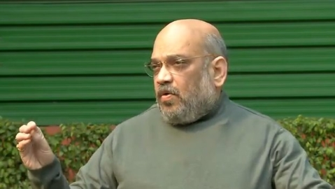 BJP President Amit Shah reactions on Interim Budget 2019