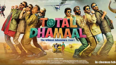 Total Dhamaal Multi- Language Trailer release