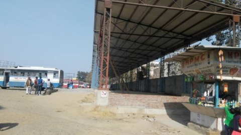 meerut bus stand