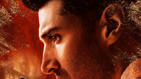 Kalank First look of aditya ray kapoor