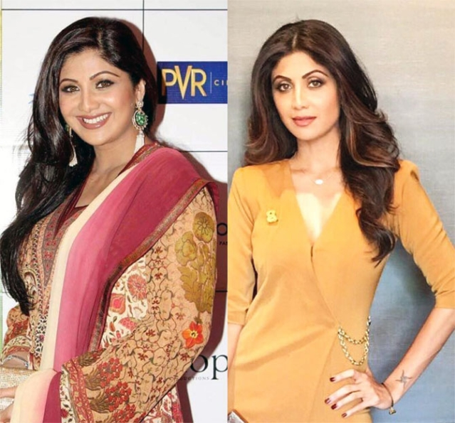 shilpa shetty weight loss