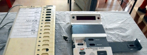 VVPAT AND EVM
