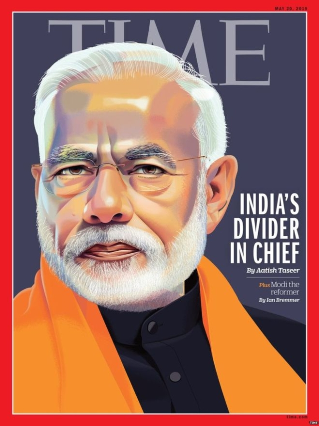 India's Divider In Chief