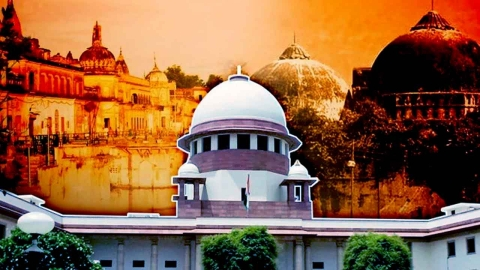 Ayodhya land dispute Case