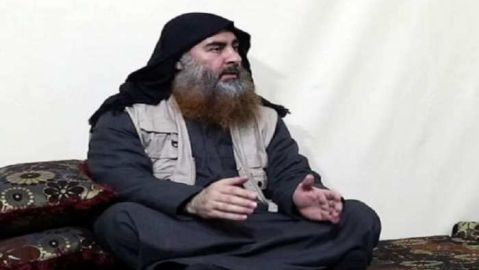 End Of Terrorist Abu Bakr al baghdadi