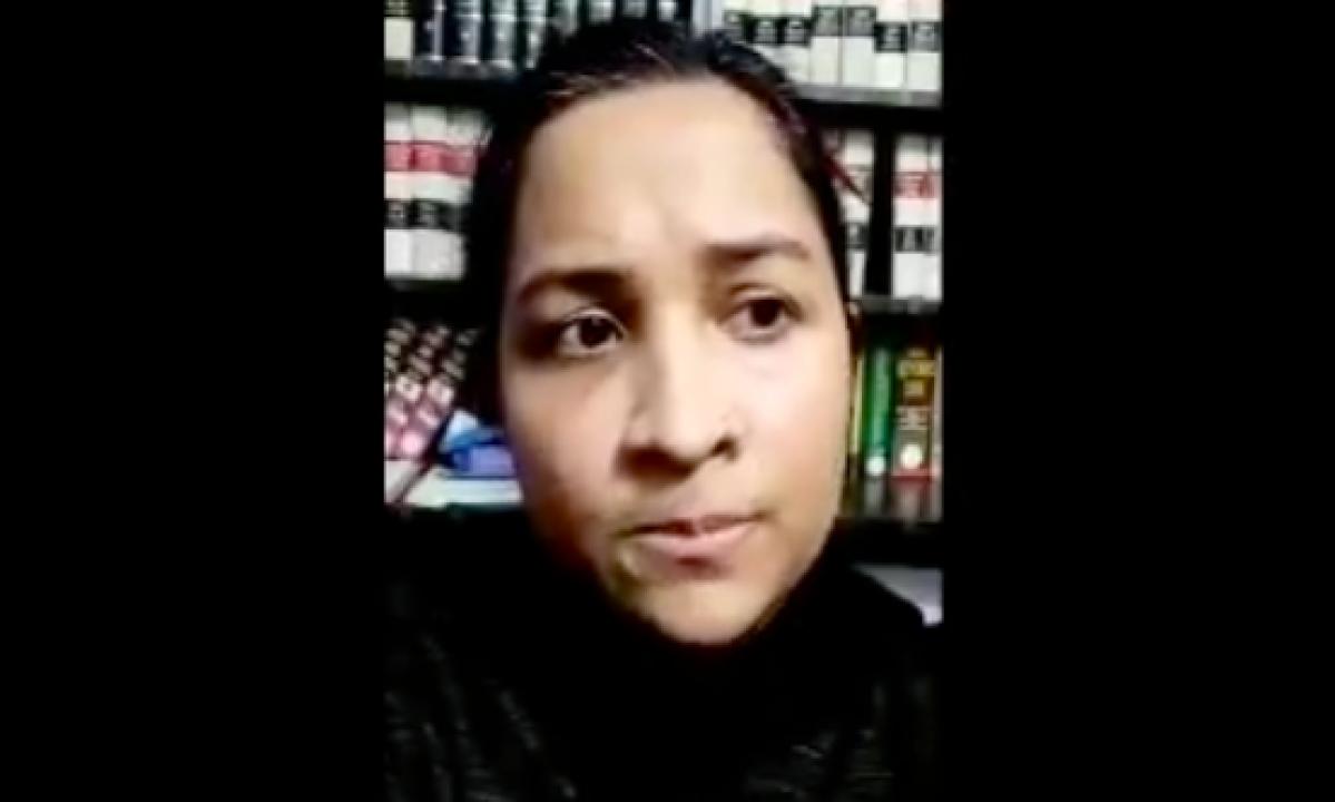 एक और भाजपा नेता पर बेटी पर जुल्म ढाने का इल्जाम, अबकी बार भोपाल की कहानी
