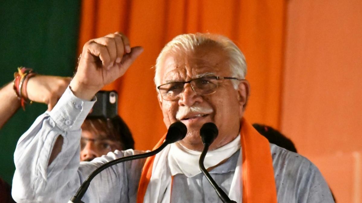 Manohar Lal Khattar