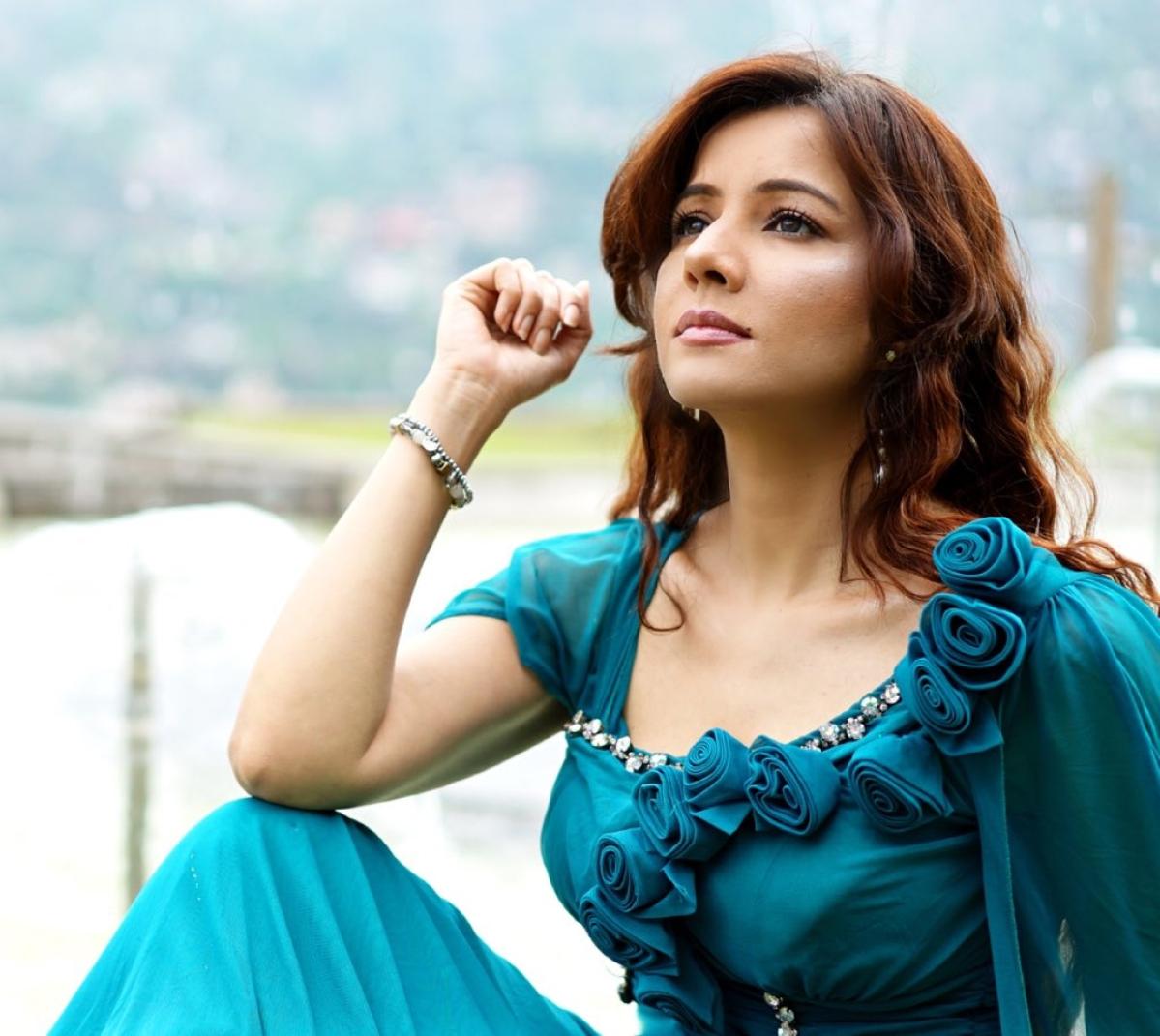 Pakistani pop singer Rabi Pirzada.