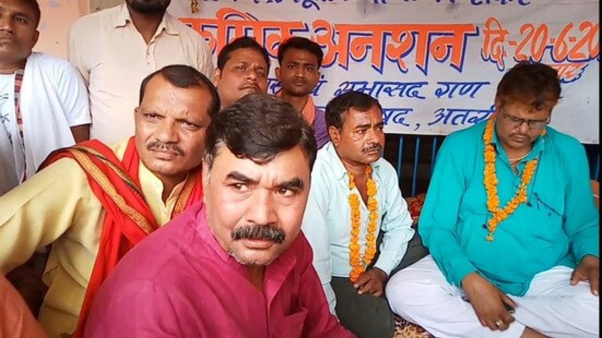 Naraini Banda BJP MLA