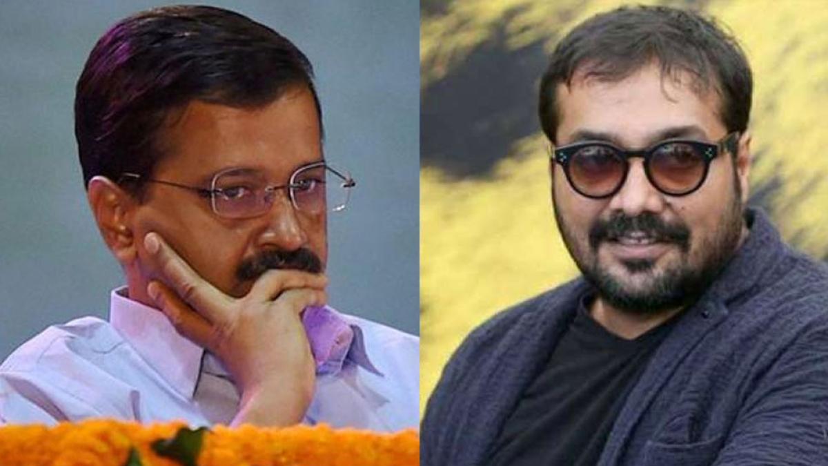 "Anurag Kashyap asked to Arvind Kejriwal ""Kitne me bike"""