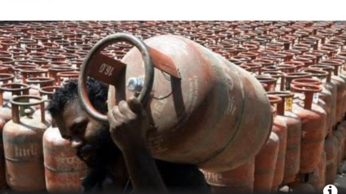 LPG Gas Cylinder Price Hike