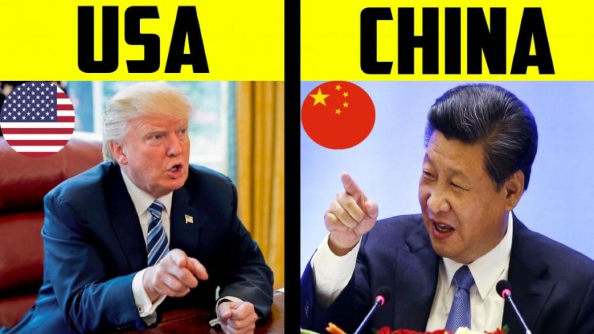 China accuses america for coronavirus