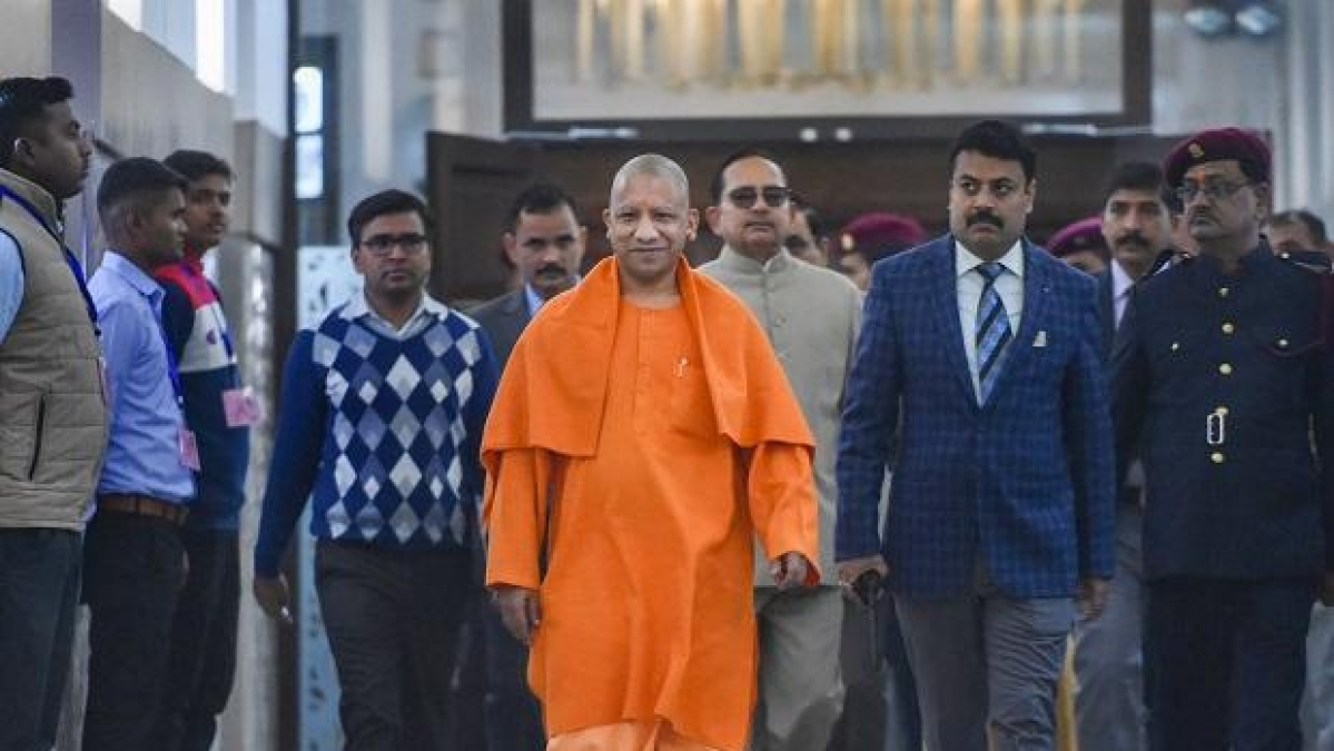 Yogi Government on Coronavirus