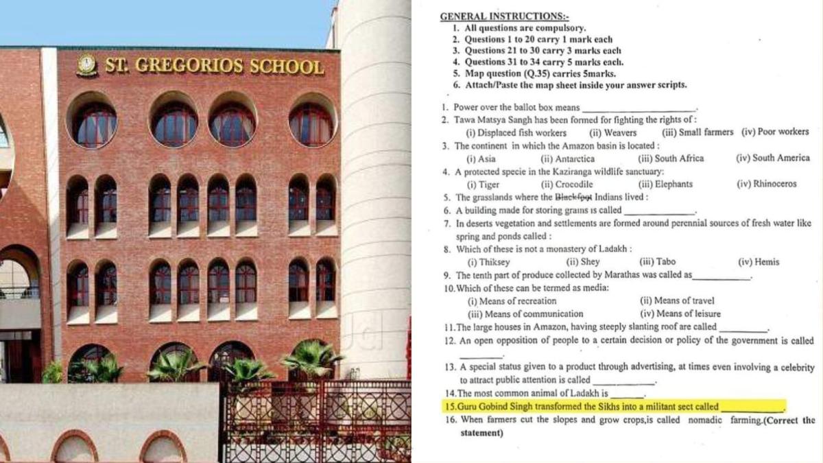 St. Gregorios School
