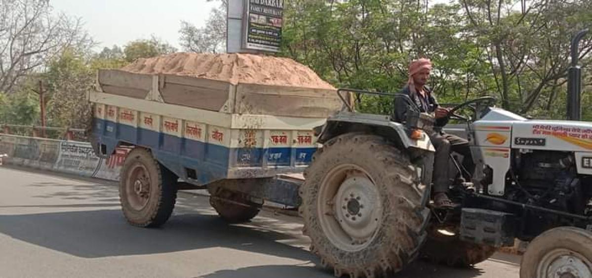 Overload Tractor