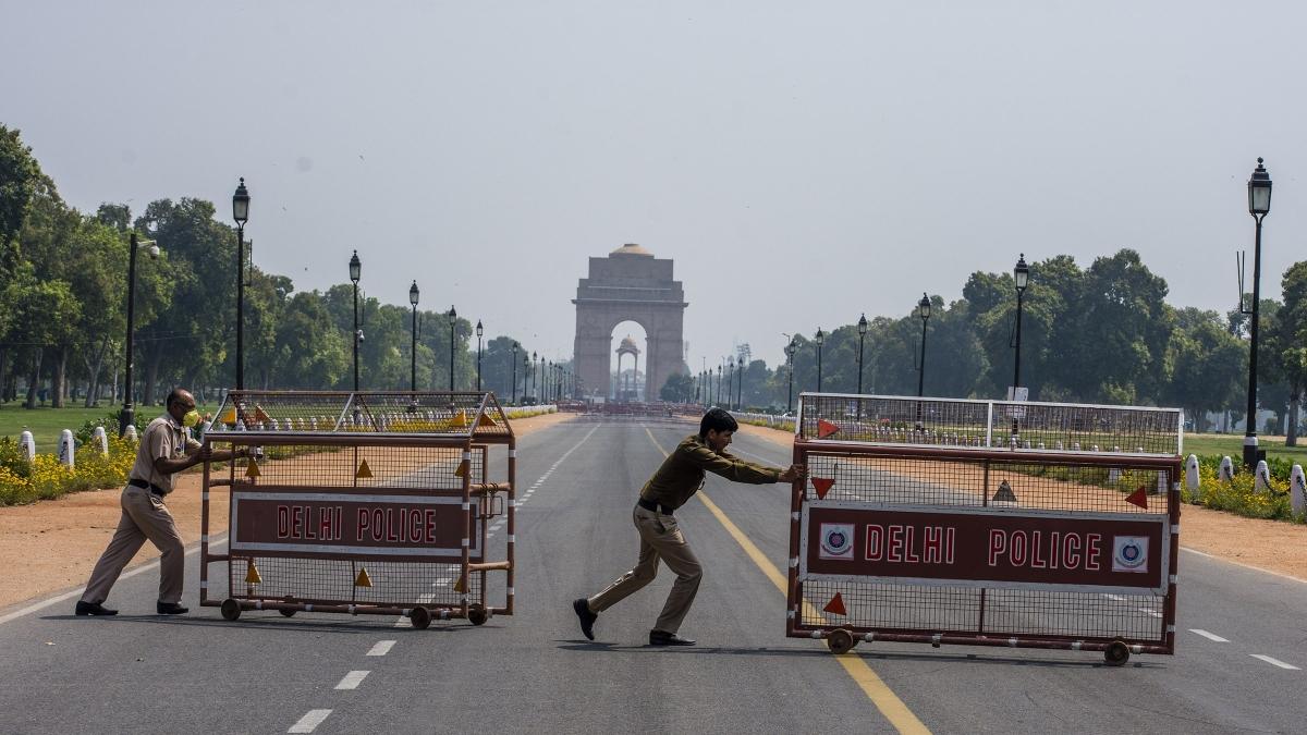 Indian Lock down