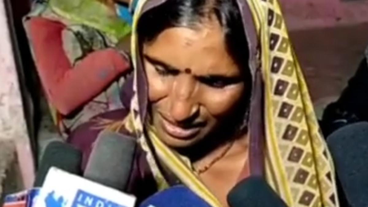 थाना चिकासी जिला हमीरपुर में 12 साल की लड़की की हत्या।