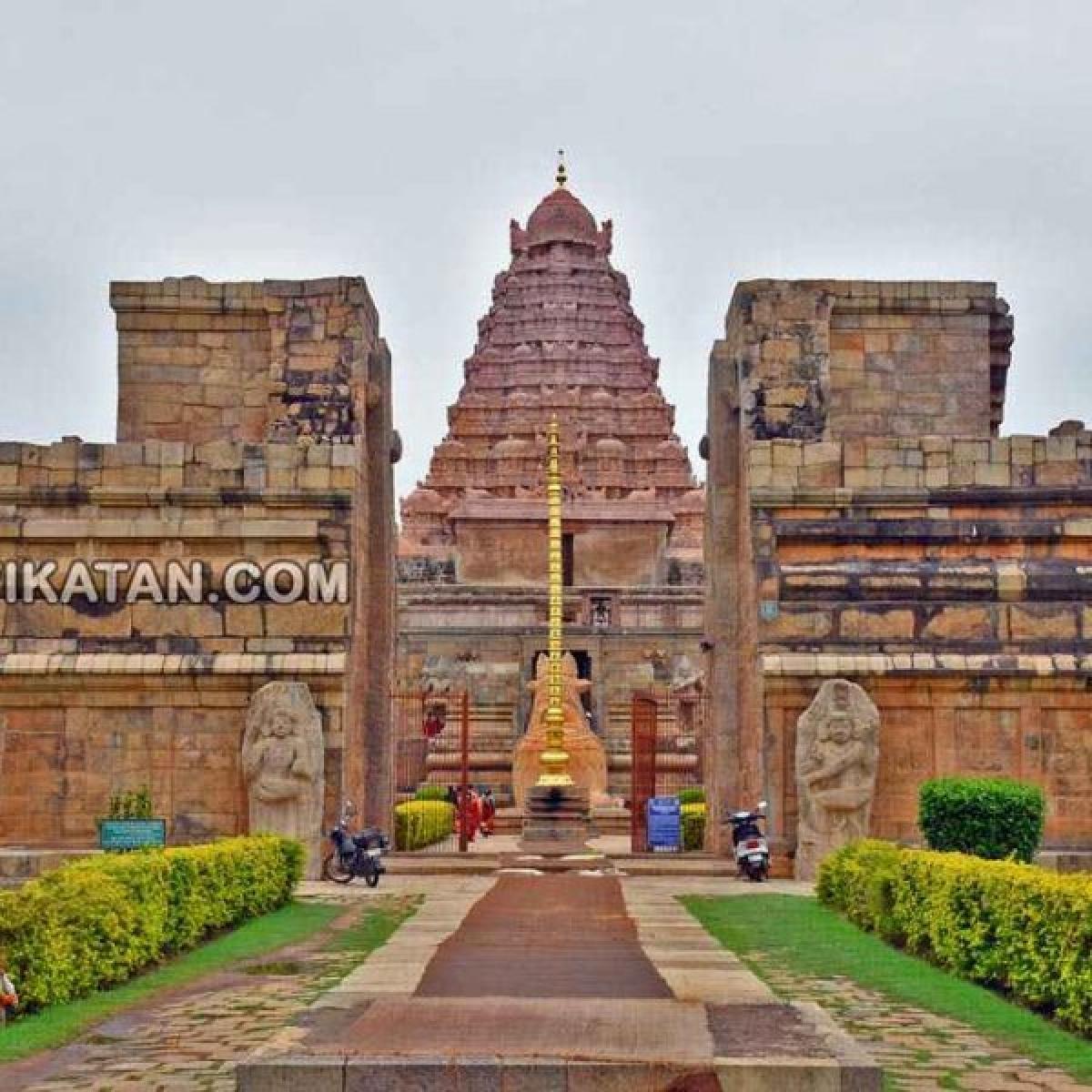 பிரகதீஸ்வரர் கோயிலில் புகுந்த கொள்ளையர்களுக்கு நடந்த ஏமாற்றம்!