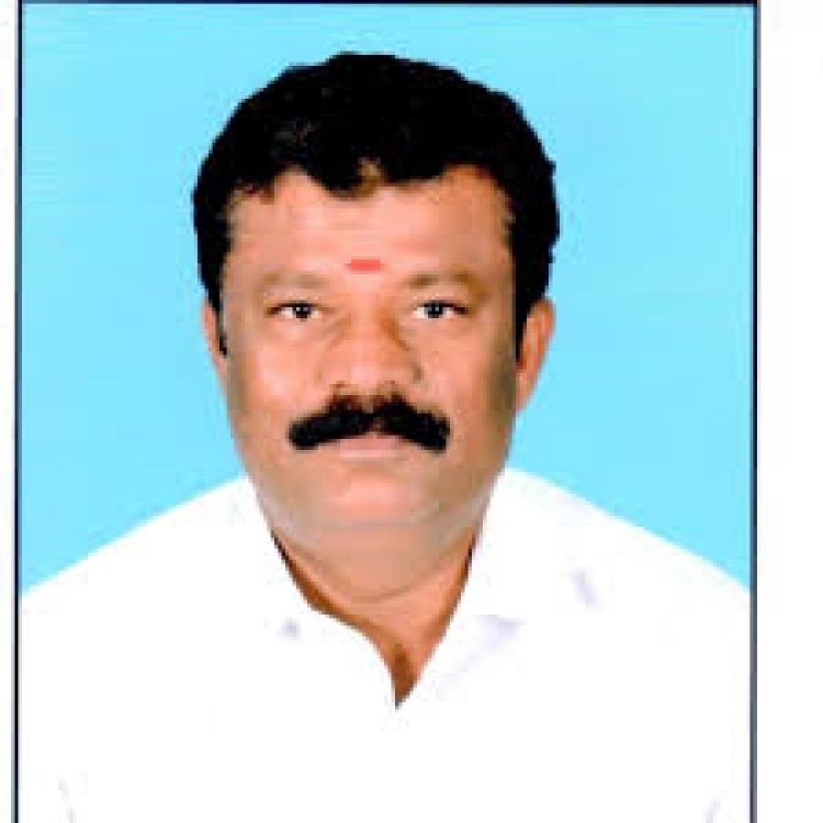 காலியானது பாலகிருஷ்ண ரெட்டி அறை