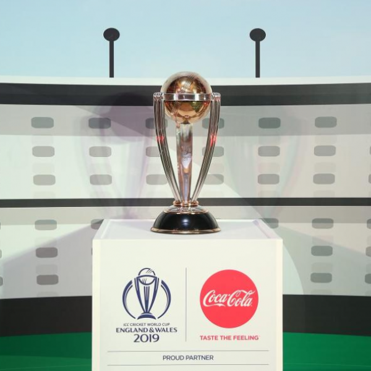 2023 உலகக்கோப்பை கிரிக்கெட் போட்டி இந்தியாவில் நடக்கும்! - டேவிட் ரிச்சர்ட்சன் அறிவிப்பு