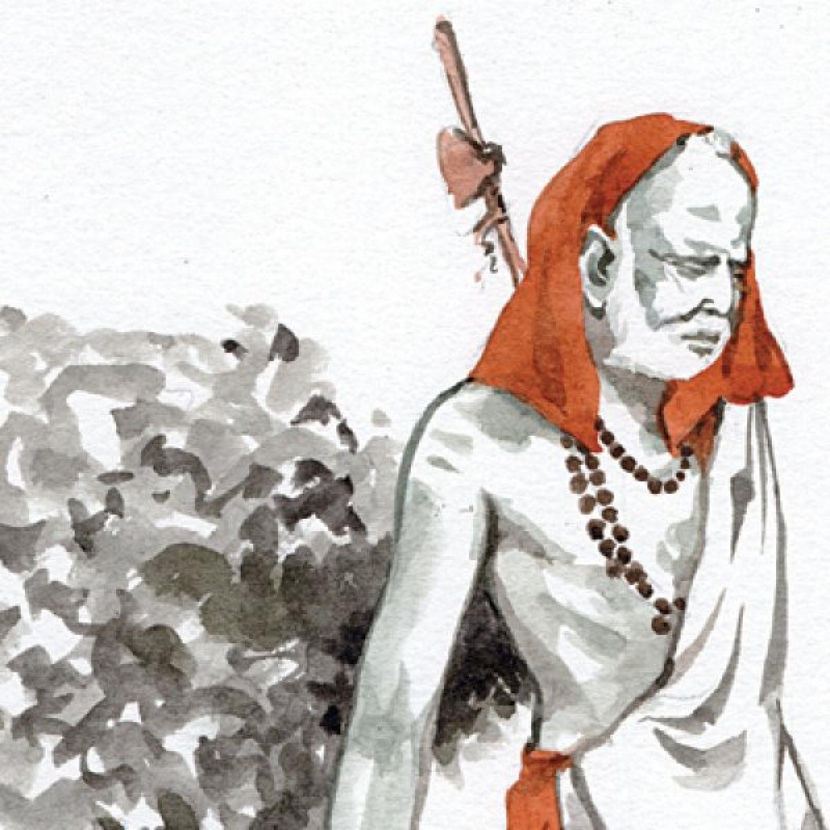 மகா பெரியவா - 25: 'நாம் வேறு பிறர் வேறு அல்ல'