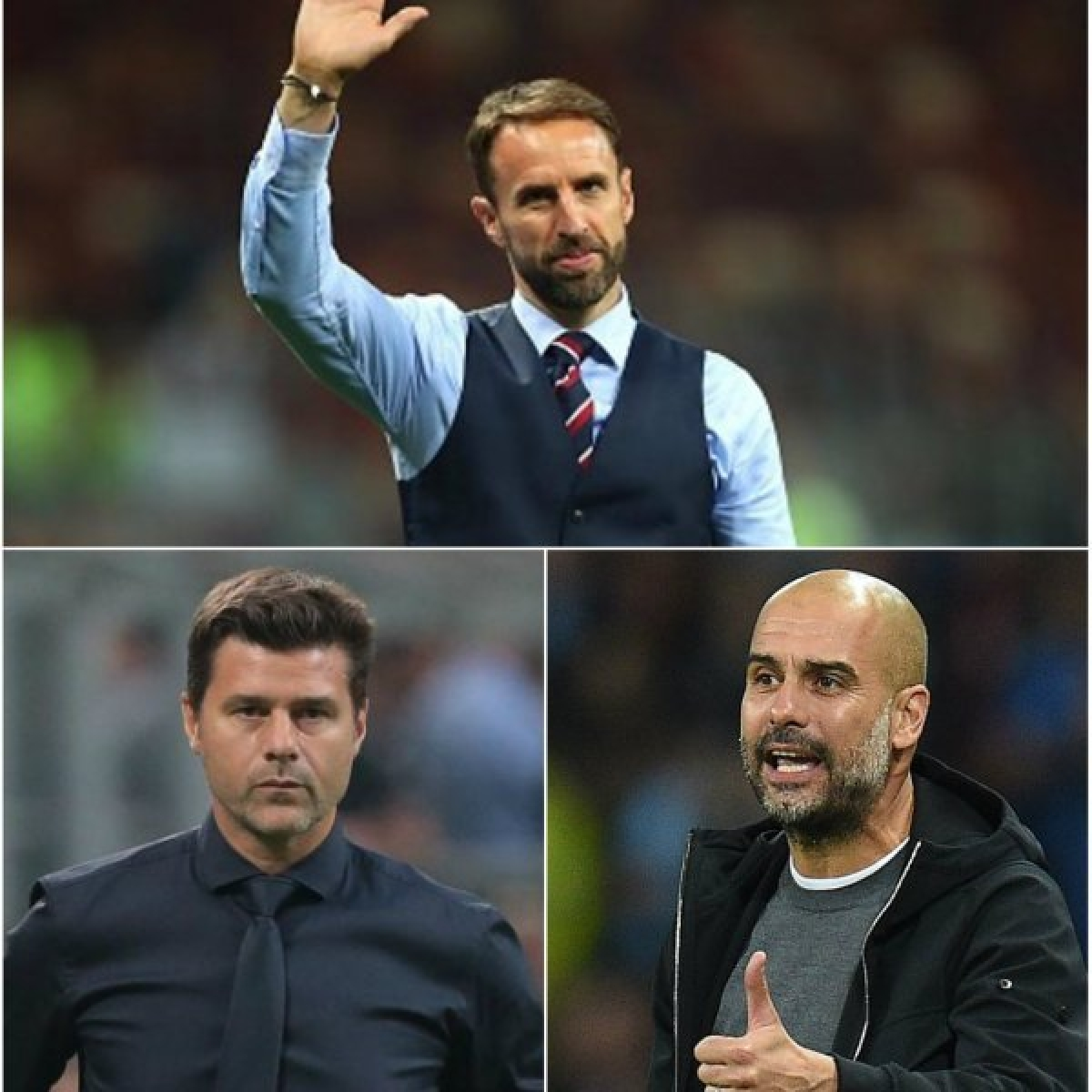 3 Gaffers, And the Rise of Three Lions!