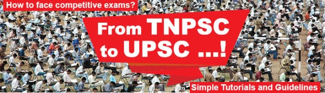 TNPSC is a one day match, UPSC is a test match! Are you a Dhoni?