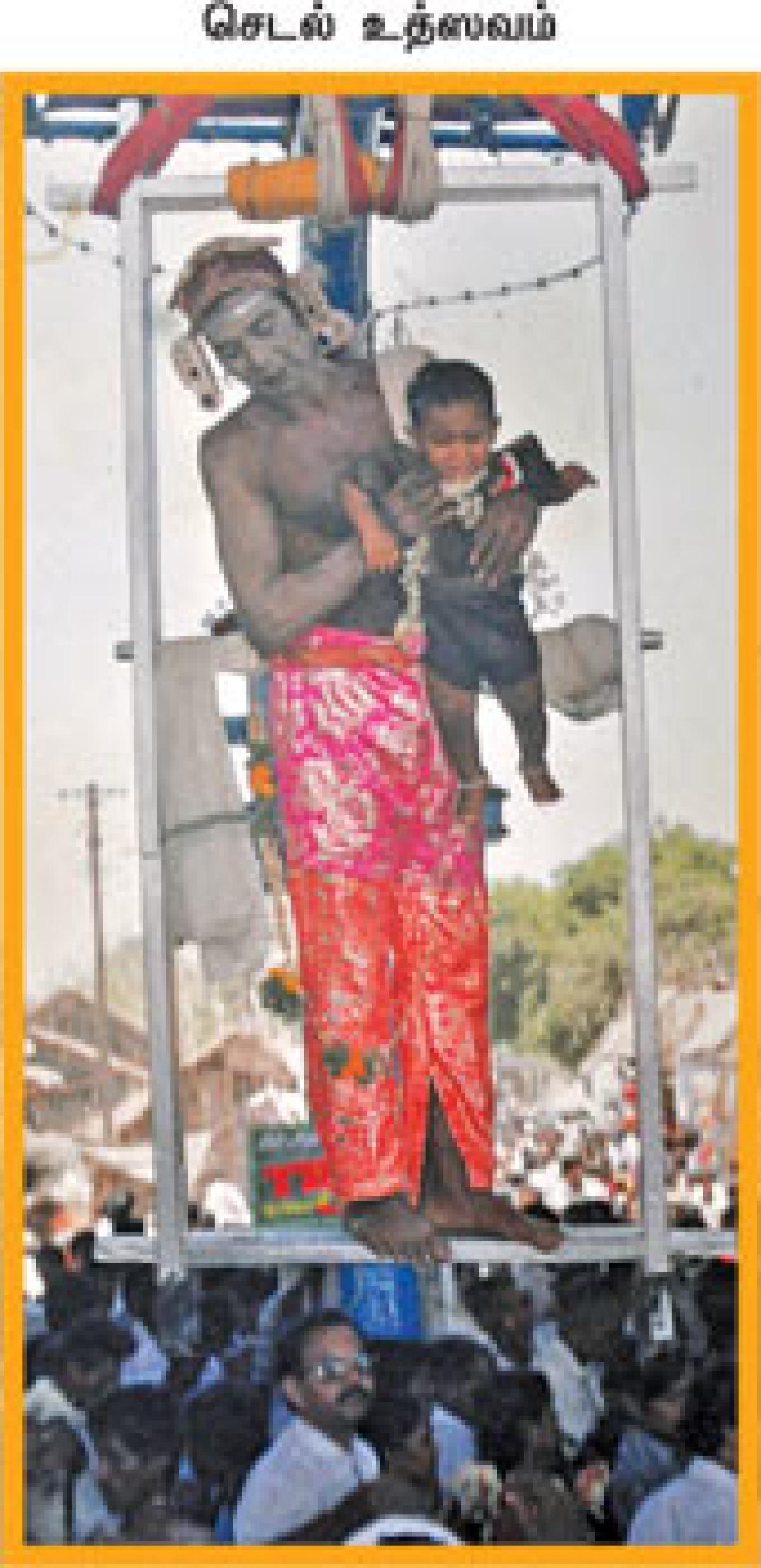 நித்தமும் துணைக்கு வருவாள் நெல்லுக்கடை மாரியம்மன்!