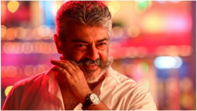 Ajith In Viswasam