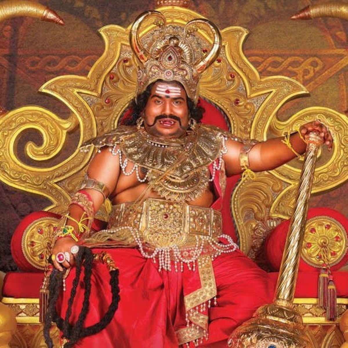 ```இயக்குநர்' யோகி பாபு, நல்ல நடிகர் ஆகிட்டார்!'' - `தர்மபிரபு' முத்துக்குமரன்