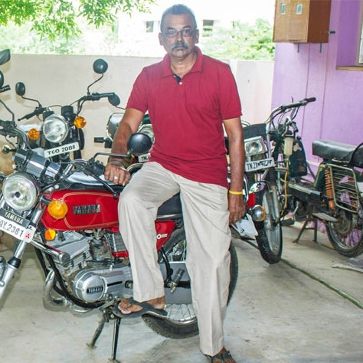 வின்டேஜ் கலெக்டர்