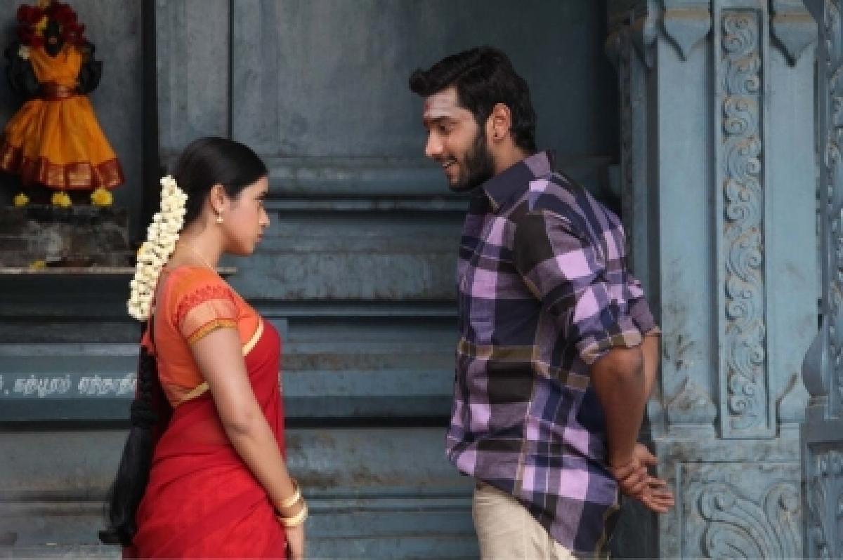 தகராறு - சினிமா விமர்சனம்