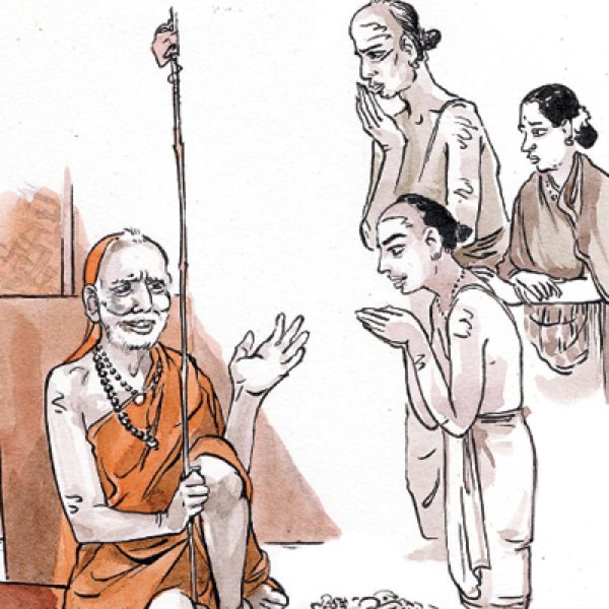 மகா பெரியவா - 23: 'லோகத்துக்காகப் பாடு!'