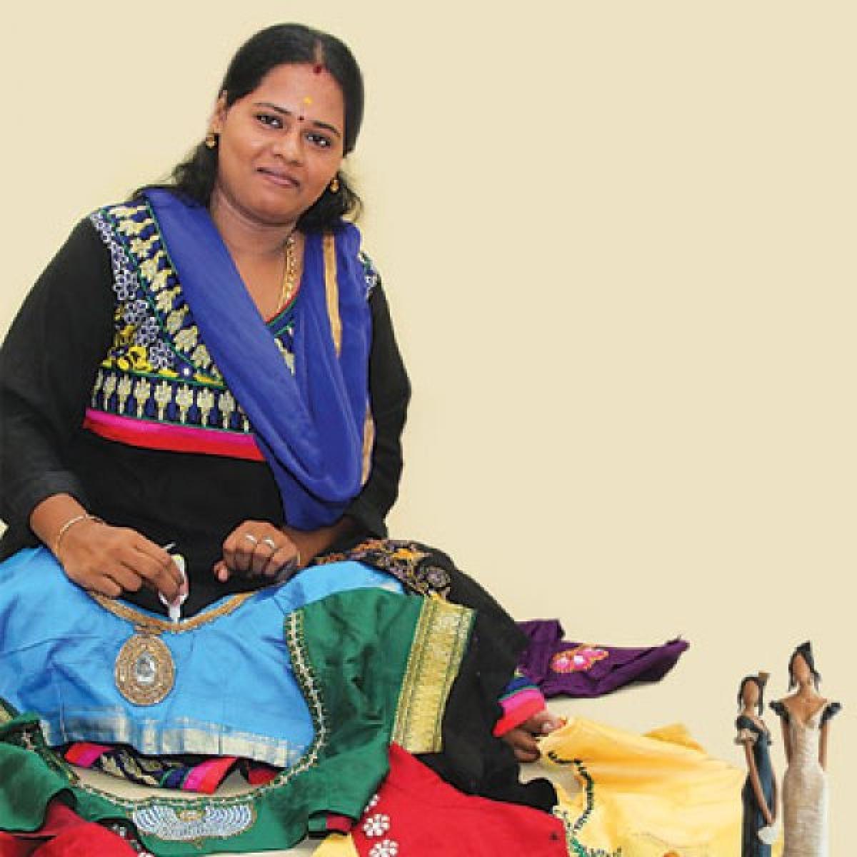 ஸ்பெஷல் பிளவுஸ், ஈஸி டிசைனிங்!