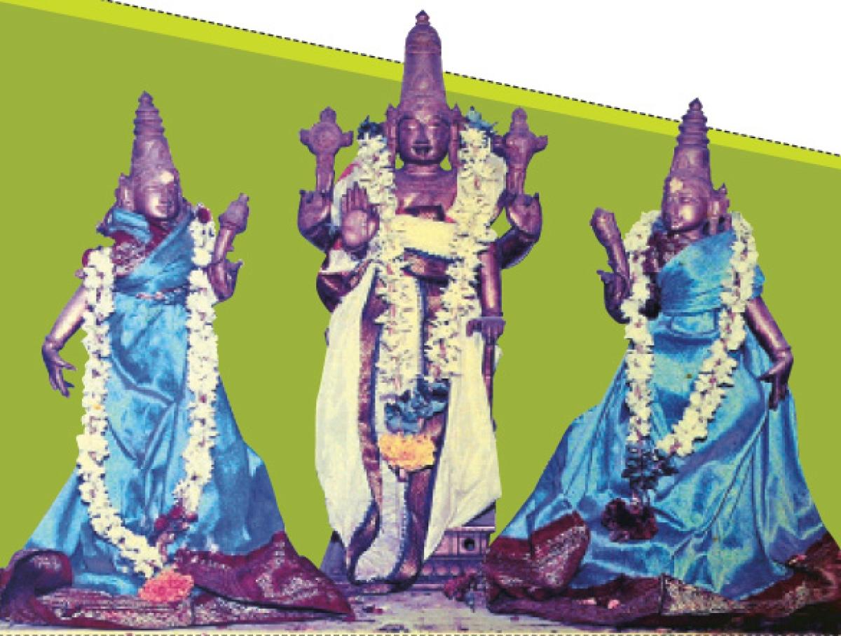 ஆலயம் தேடுவோம்! - திருமணஞ்சேரி