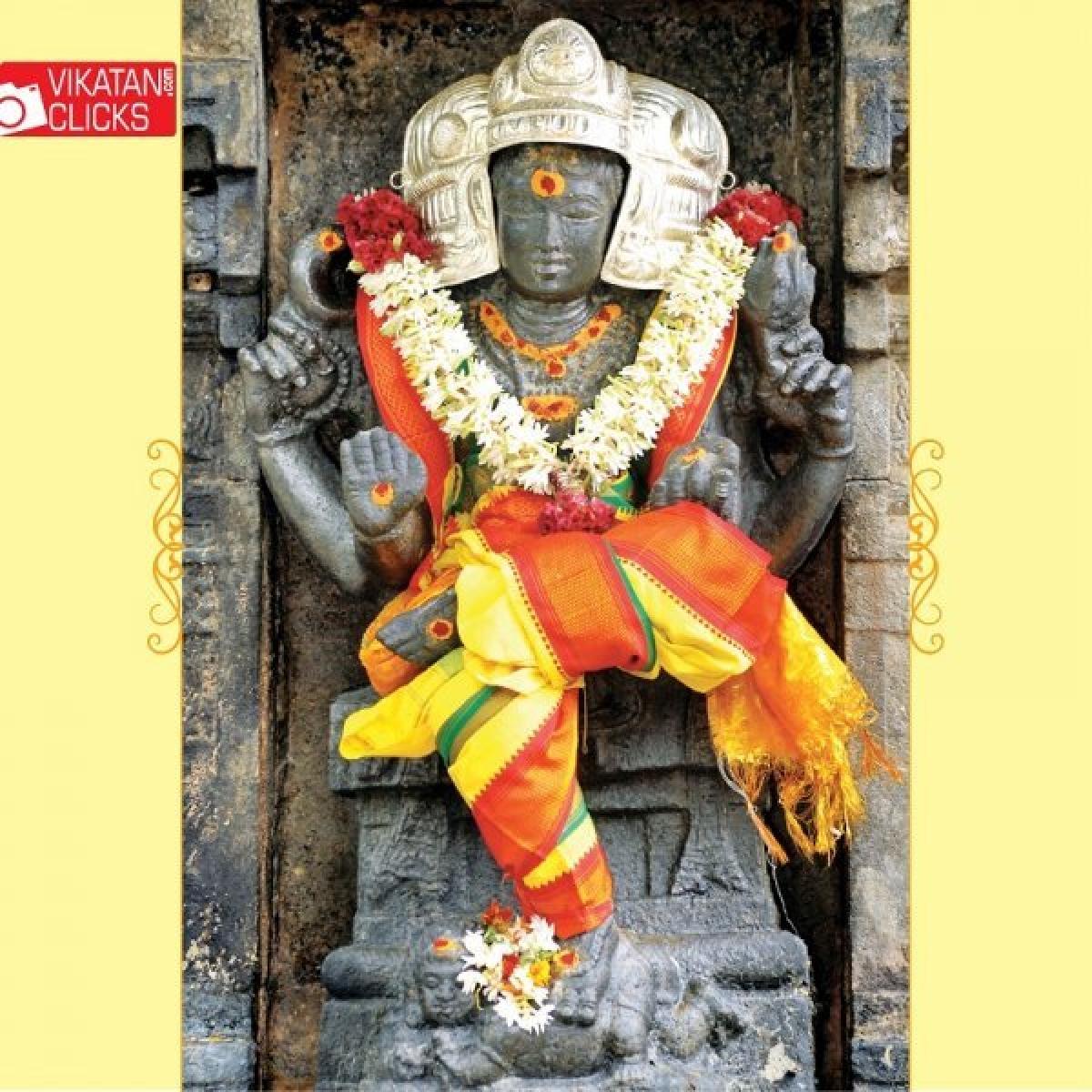 ஈஸ்வரனின் திருவடிவம், ஆதி ஆசிரியன் ஸ்ரீதட்சிணாமூர்த்தியின் மகிமைகள்! #VikatanPhotoStory