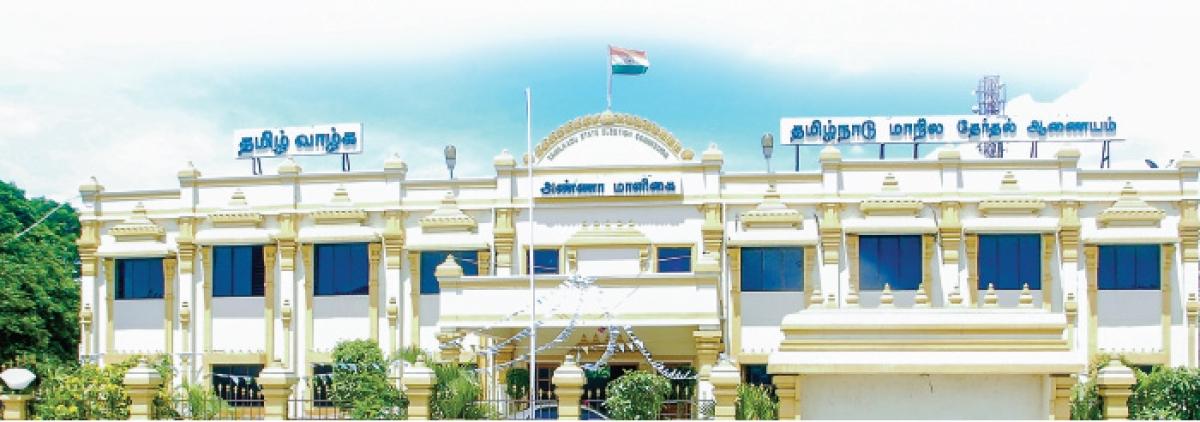 உள்ளாட்சித் தேர்தல் தேதி: மீண்டும் இழுத்தடிக்கும் தேர்தல் ஆணையம்
