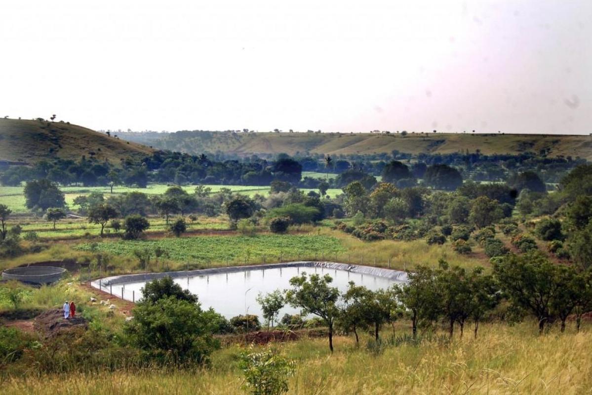 ராலேகான் சித்தி... நிலத்தடி நீர் மேலாண்மையில் சாதித்த ஒரு கிராமத்தின் கதை!
