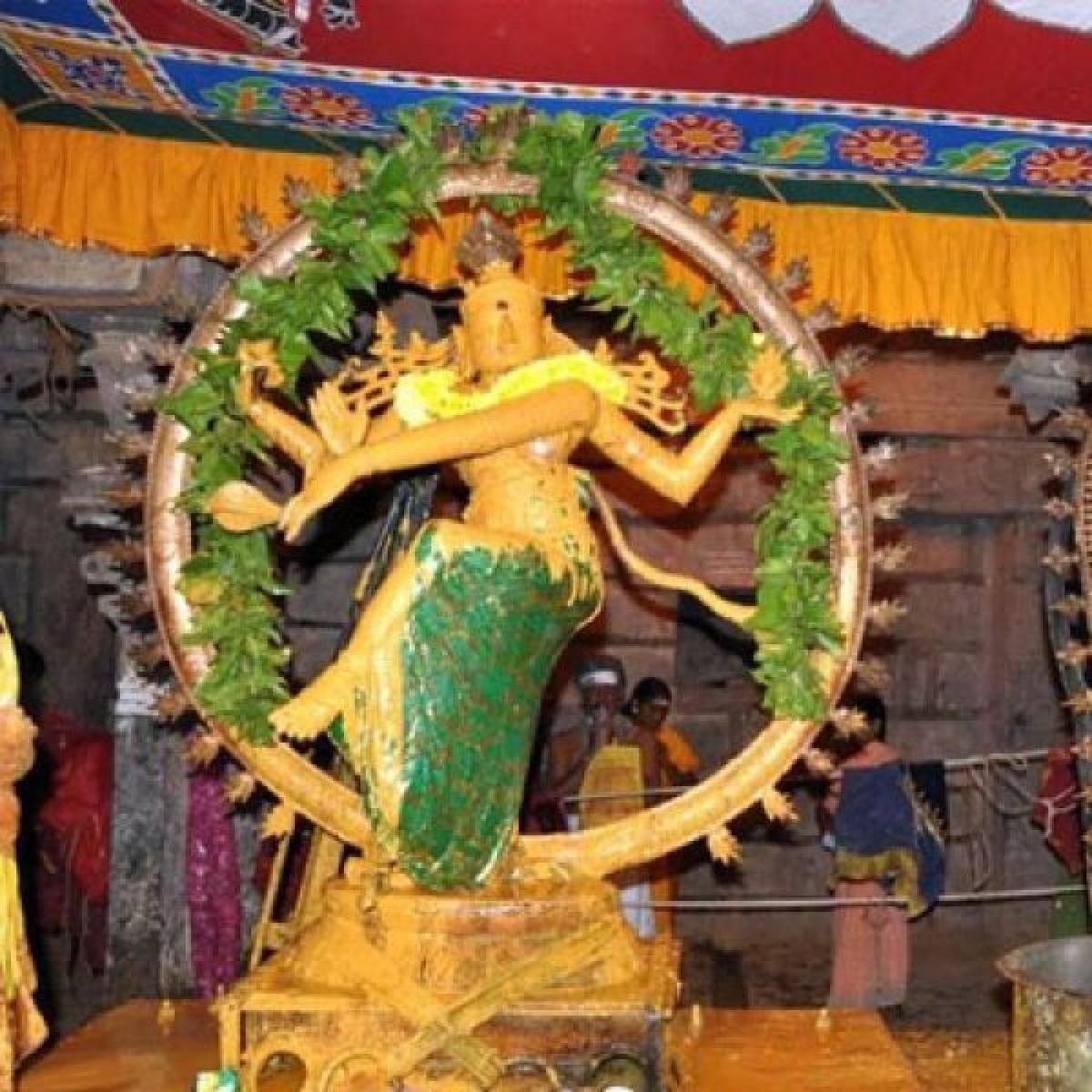 சிதம்பரம் நடராஜப் பெருமான்