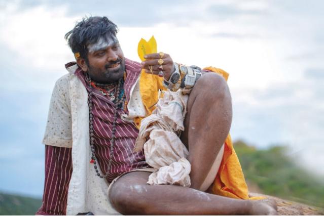 """""""இதில் விஜய் சேதுபதி ஹீரோ இல்லை!"""""""