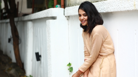 Bindu Madhavi shares about her admiration for 'Aadai'