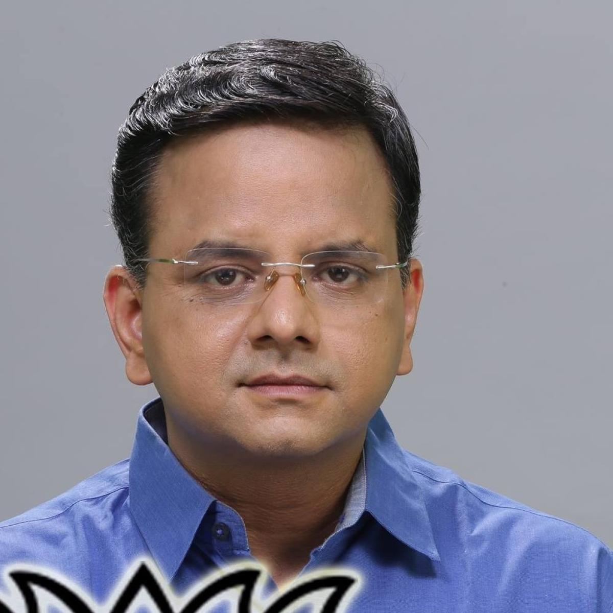 கே டி ராகவன் (பாஜக)