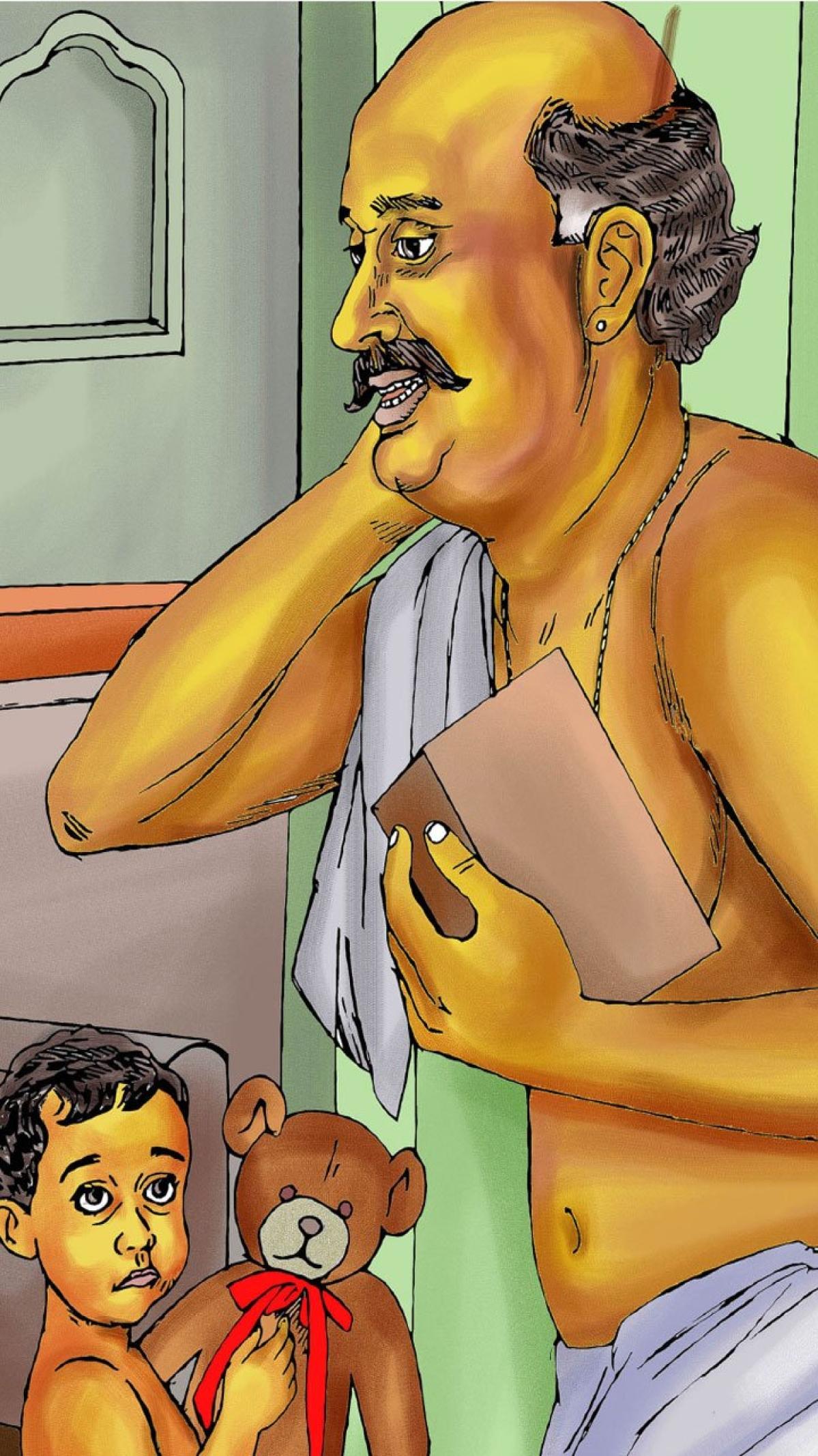 சிக்குவாரிடம் சிக்கிய குட்டி - சிறுகதை