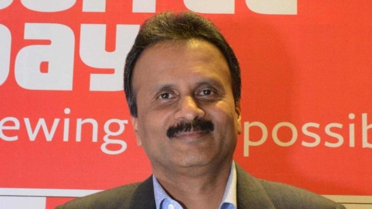 VG Siddhartha