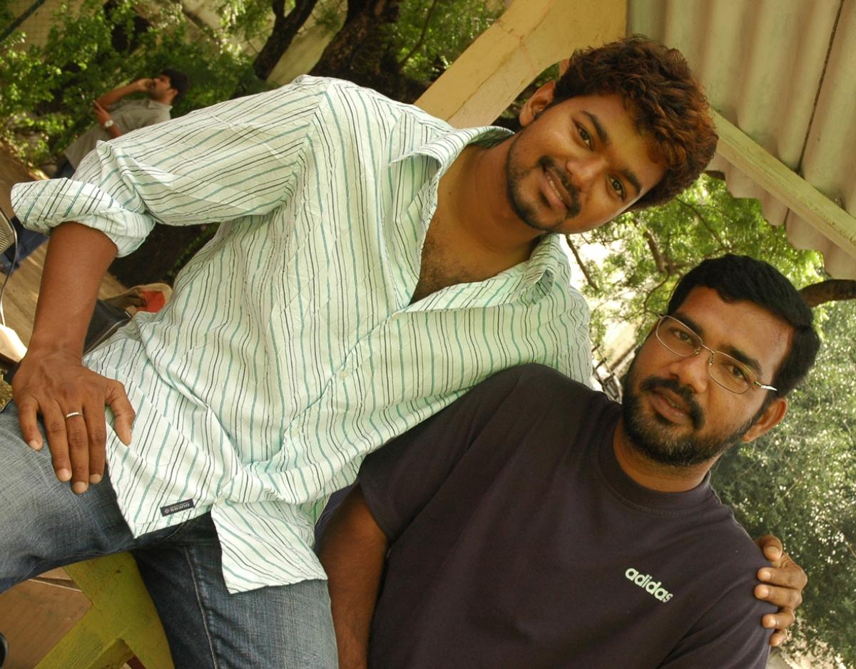 vijay and ramana