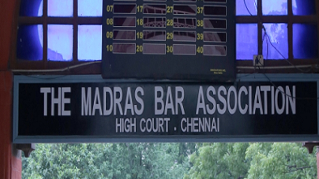 The Madras Bar Association
