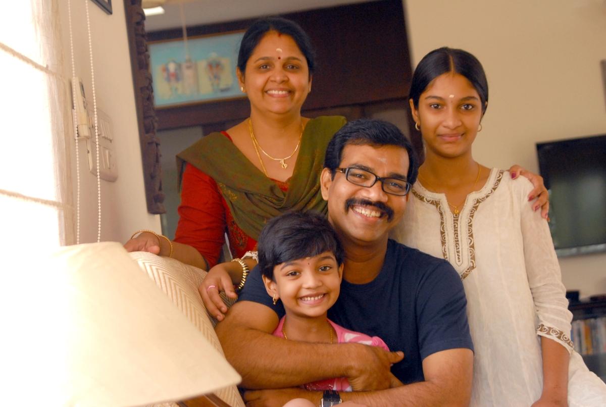 ramana family