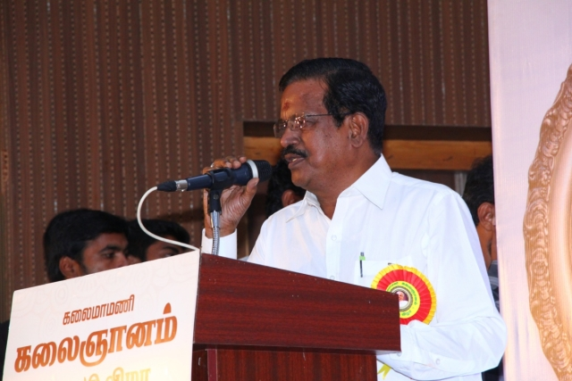 Producer Kalaipuli Thanu