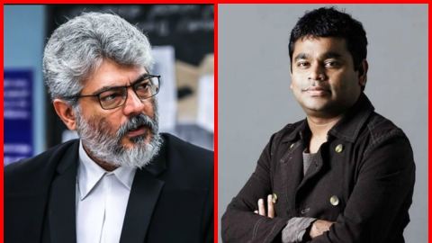 Ajith reunites with AR Rahman for his 60th flick